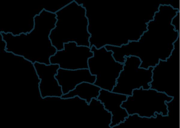 Tiefbau Stohlmann · Straßenbau, Kanalbau, Asphaltbau · Bad Oeynhausen · Kreis Minden-Lübbecke Illustration